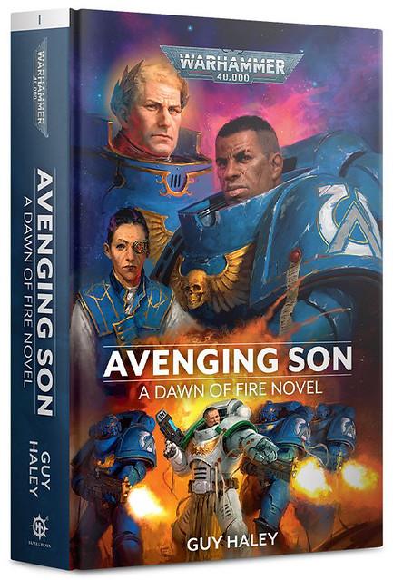 Гай Хейли «Мстящий сын» | Dawn of Fire: Avenging Son by Guy Haley