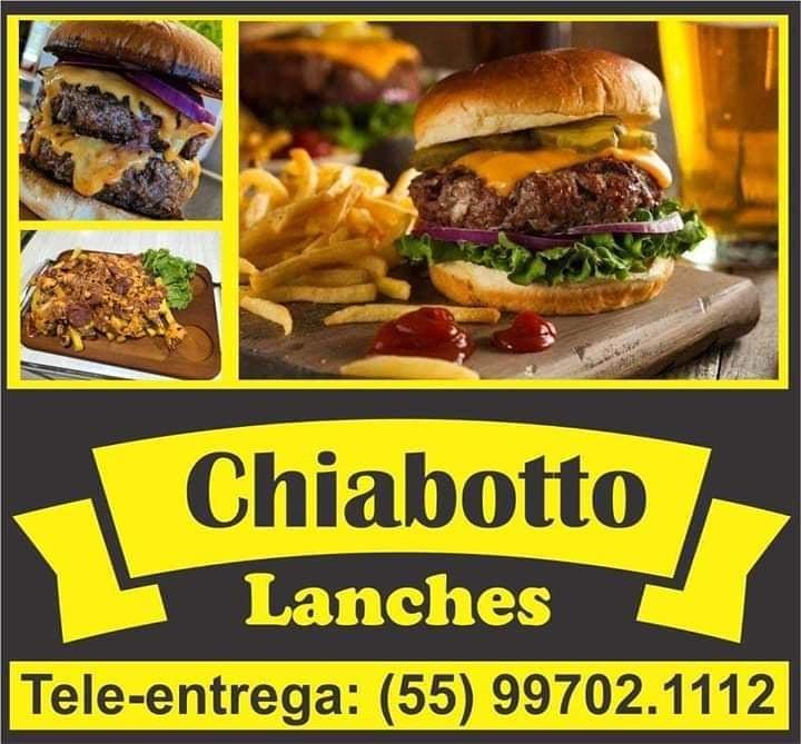 Chiabotto Lanches - a nova opção de lanches para a comunidade gabrielense
