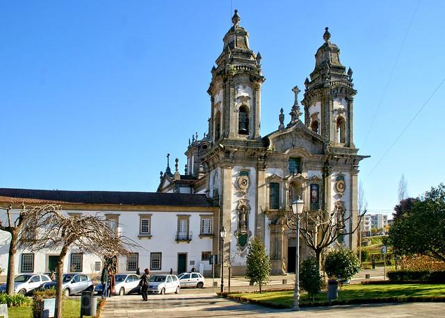 Mosteiro de São Miguel de Refojos de Basto
