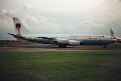 TY-BBW Boeing 707-321 Republique Populaire De Benin (2)