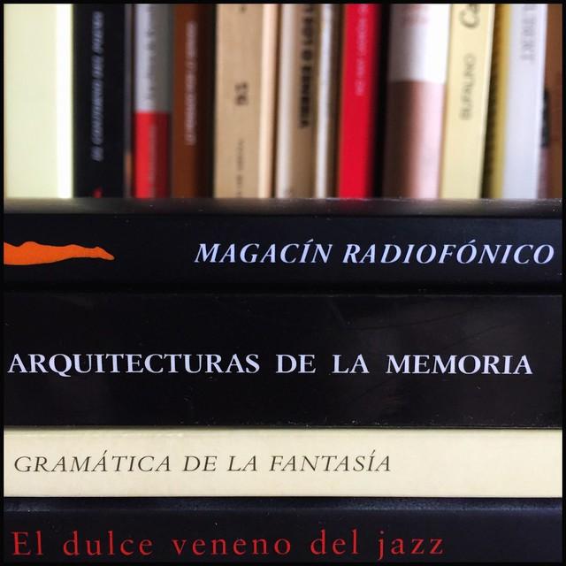 Magacín radiofónico en estado de alarma 23.5.20 #yomequedoencasa #frenarlacurva #haikusdestanteria #quedateencasa