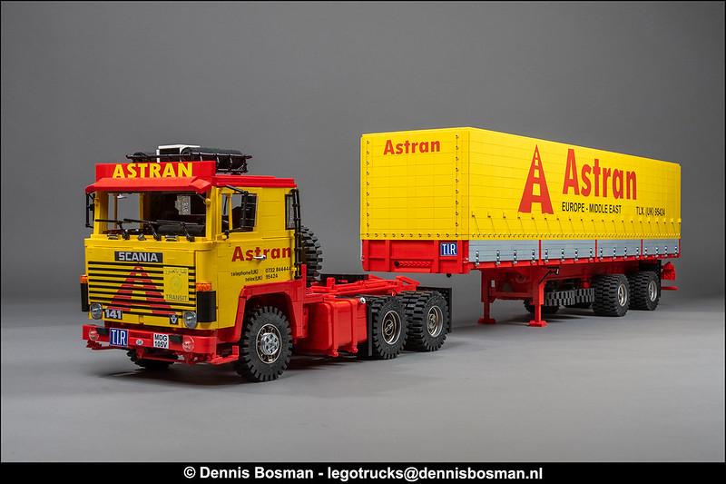"Scania 141 ""Astran"""