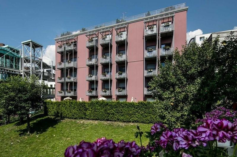 Hotel Belvair, Scuol und Umgebung