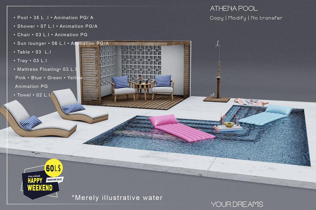 {YD} Athena Pool