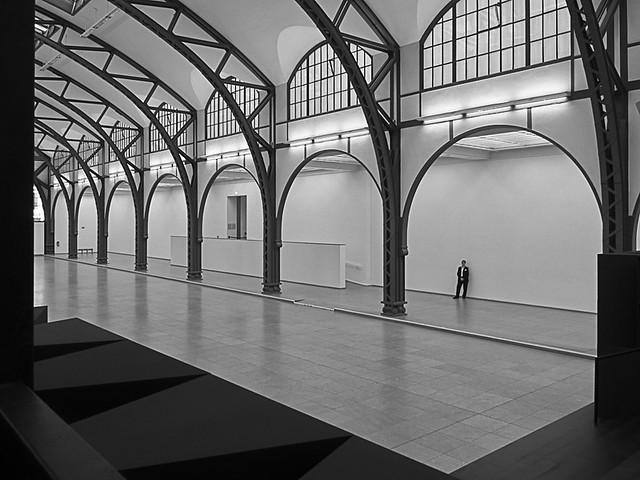Gardienne de musée ou la solitude au travail