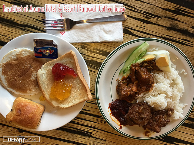 Awana Hotel Rajawali Breakfast Buffet