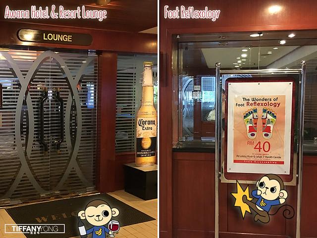 Awana Hotel Lounge and Foot Reflexology