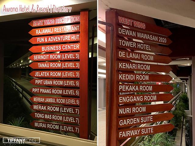 Awana Hotel Directory