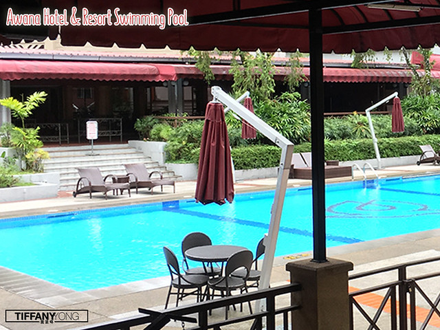 Awana Hotel and Resort Swimming Pool