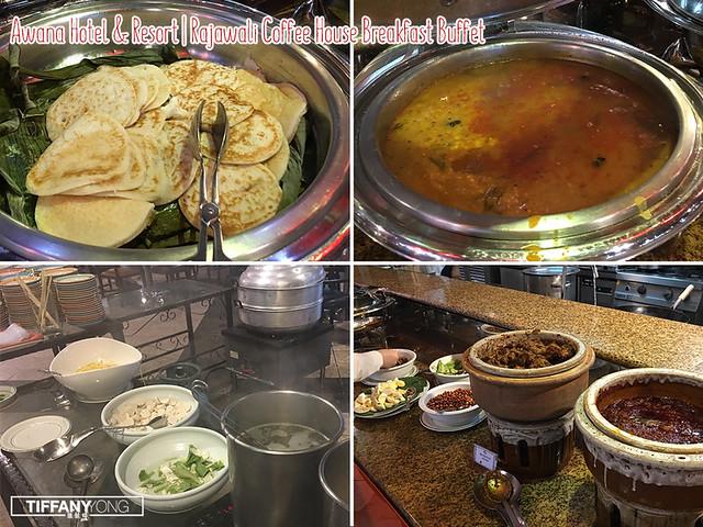 Awana Hotel and Resort Rajawali Coffee House Breakfast Buffet