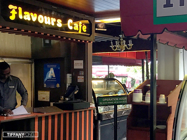 Awana Hotel and Resort Flavours Cafe