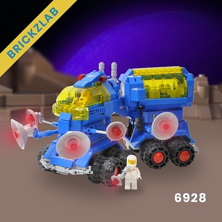 Uranium Search Vehicle - revamped