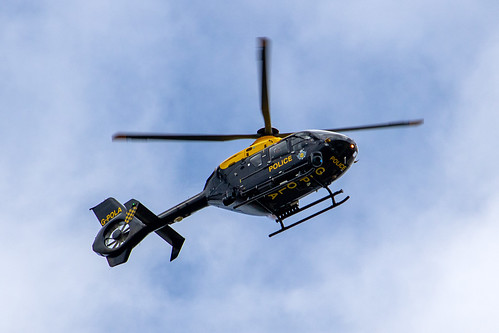 Eurocopter EC135 P2+ Registration G-POLA | by Briarmedia