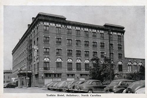 Yadkin Hotel, North Carolina