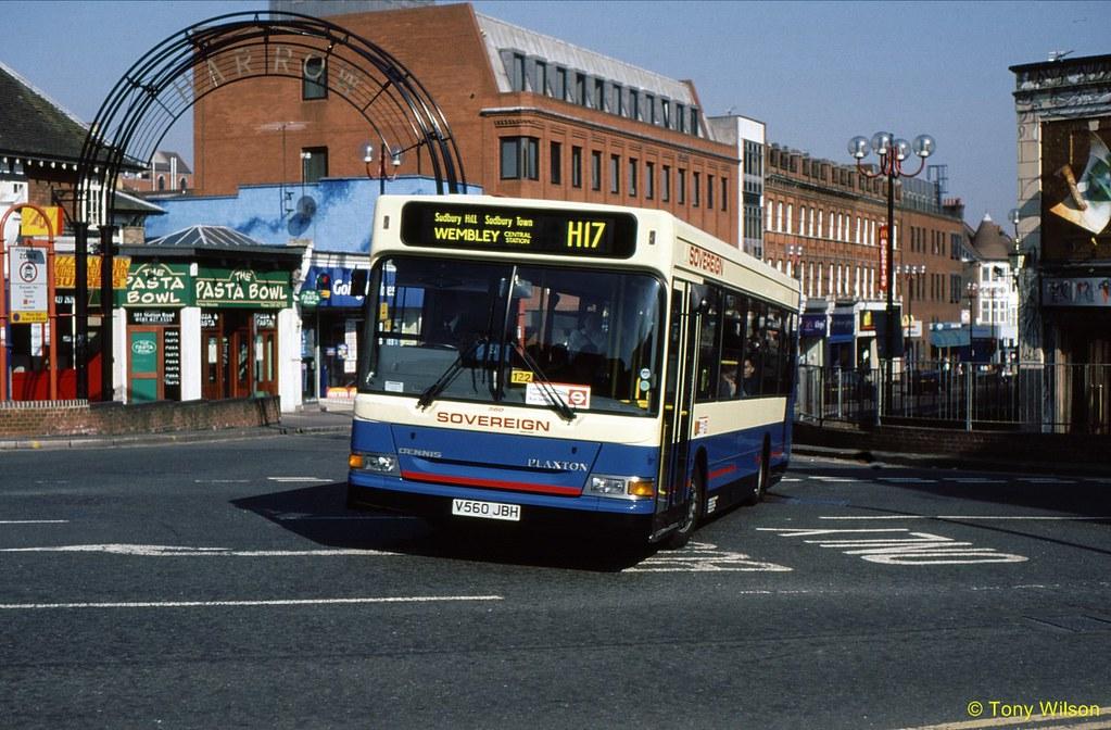 V560JBH Sovereign London 560