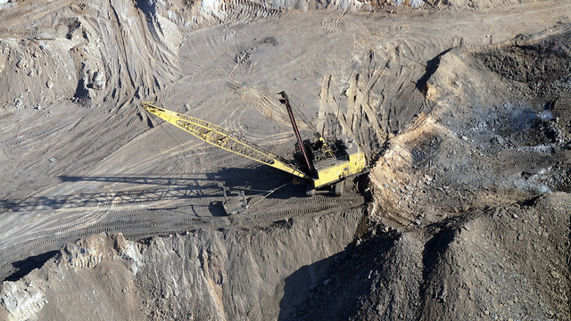Dragline Mining Coal Mining Machine Edited 2020