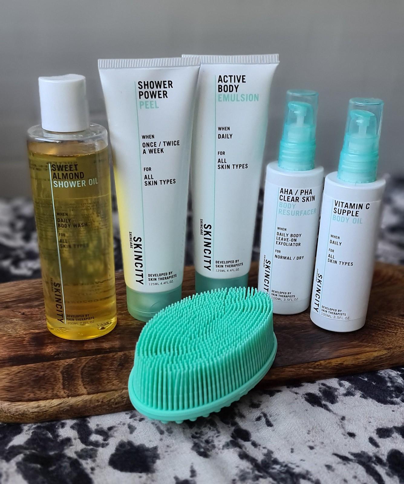 skincity skincare vartalotuotteet