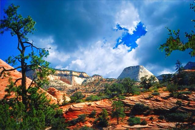 Bryce Canyon ~ Utah ~~ My Old 35 mm Film - Miranda