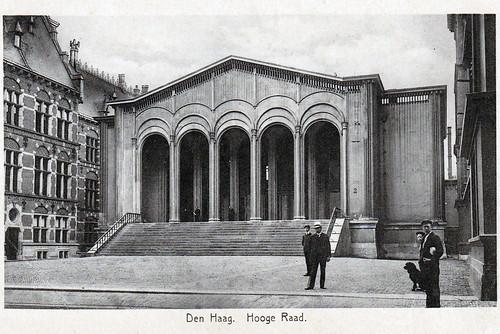 Den Haag Hooge Raad, Holland