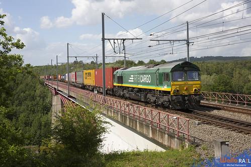 PB 17 . RTB Cargo . Z 40678 . Hergenrath . 23.05.20.