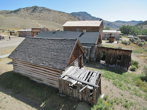 bannack montana bannackstatepark statepark history ghosttown miningtown building architecture