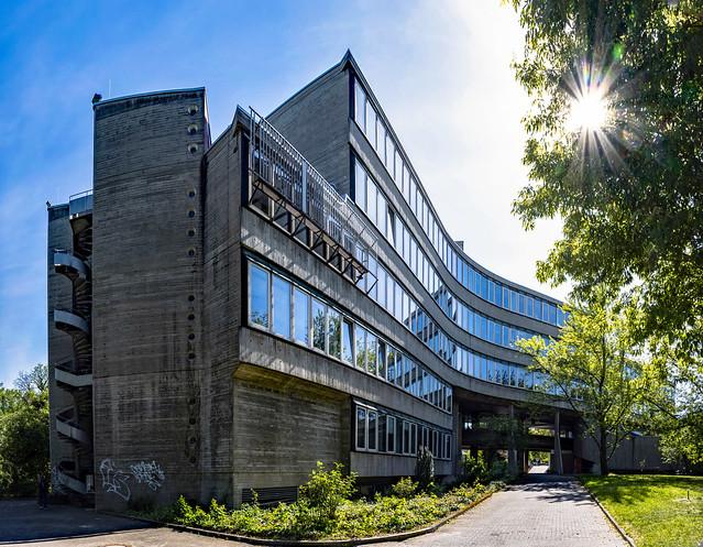 Das Institut für Hygiene und Umweltmedizin des Universitätsklinikums Benjamin Franklin der Charité