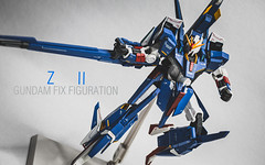 Gundam Fix Figuration #0030 MSZ-008 Zeta II