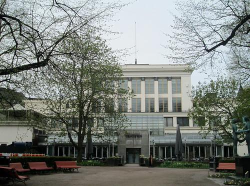 Teatern, Helsinki