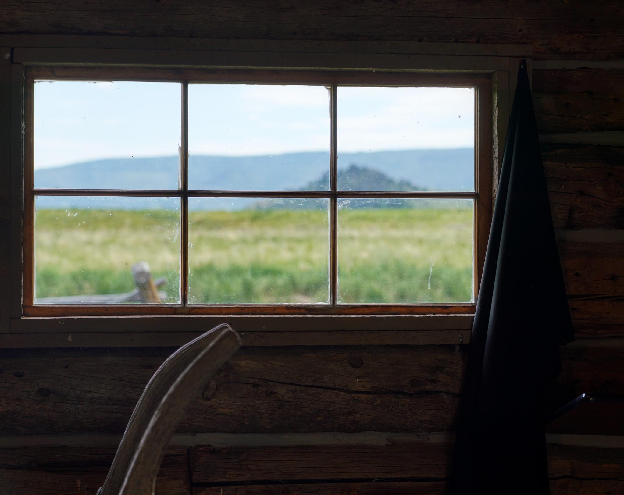 Barn Window
