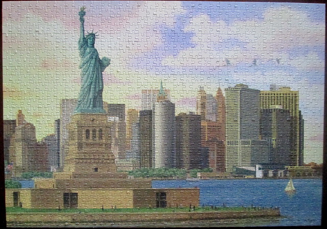 Jigsaw, New York