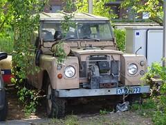 """1972 Land Rover 109"""""""