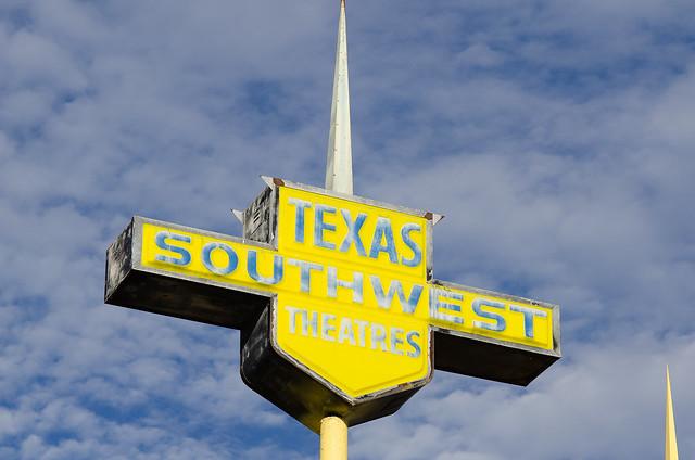 Texas Southwest Theatres