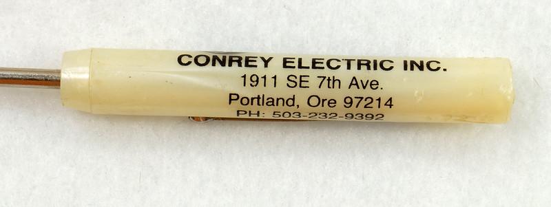 RD21486 Vintage Advertising General Electric GE Cross Ink Pens, Screwdriver & Flashlight DSC05395