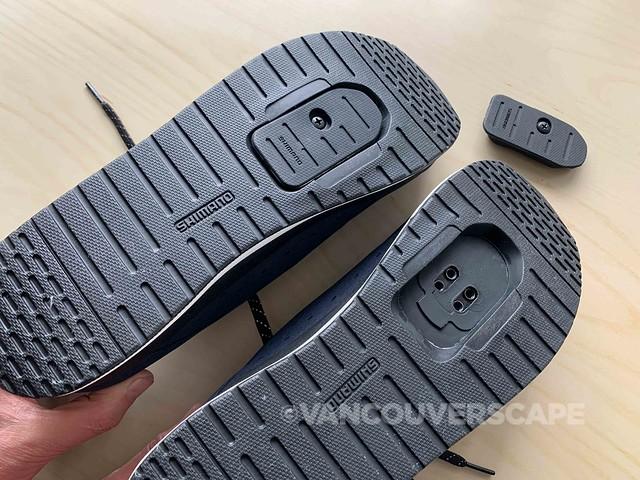 Shimano CT5 shoes