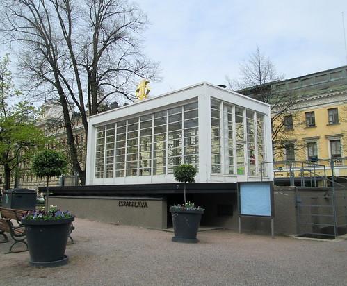 Art Deco/Moderne, Helsinki Ciy Centre