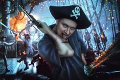 Pirate Ship Blood Boarding Pistole Edited 2020