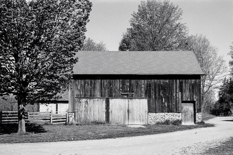Bronte Provincial Park Barn_