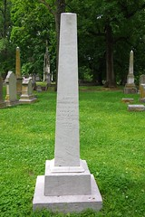 Wells Colton died of his injuries in the Great Fire of 1849