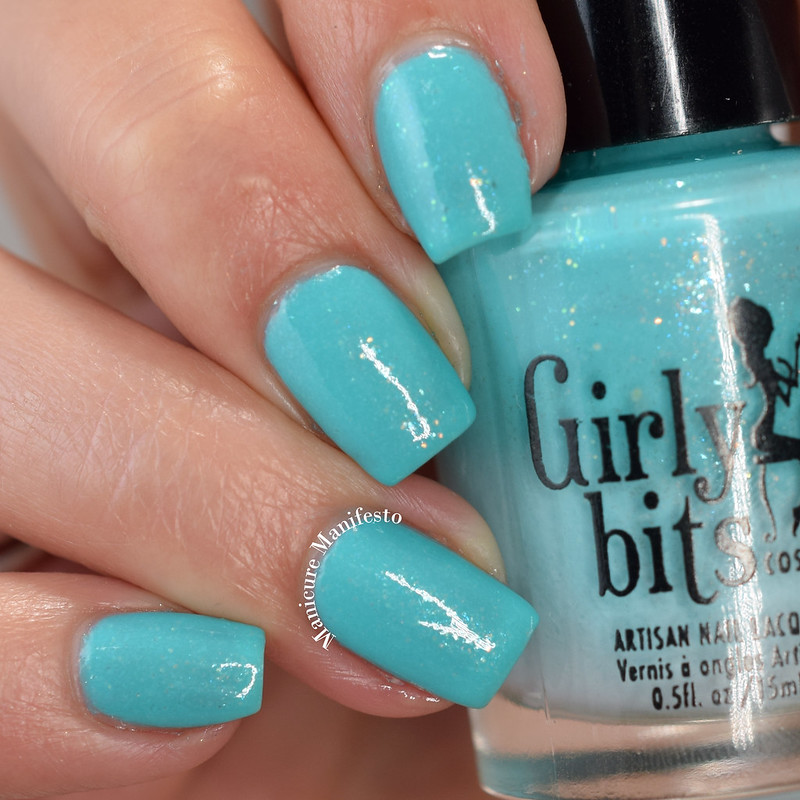 Girly Bits Cosmetics Mint-al Precision