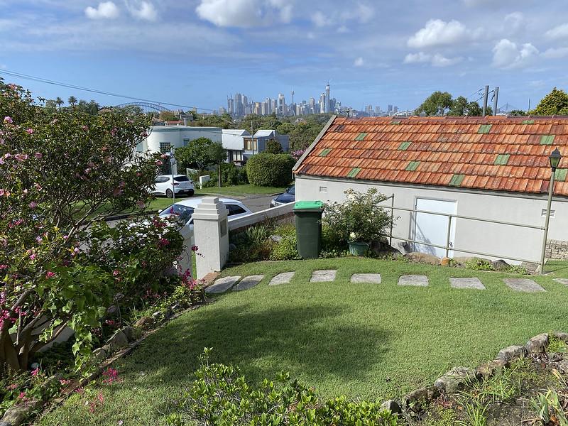 Vista Street view of Sydney