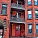 Hartford  Connecticut - Linden Apartments - 1880 - Victorian Architecture