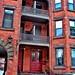 Hartford  Connecticut - Linden Apartments - 1880 - Victorian Architecture