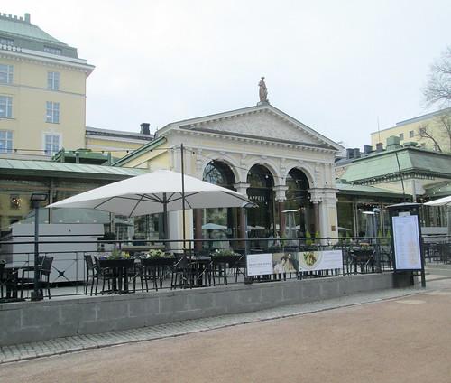 A Restaurant Esplanadi, Helsinki