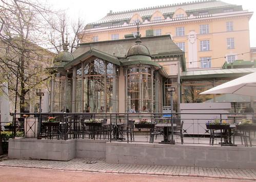 Esplanadi, Helsinki, Restaurant