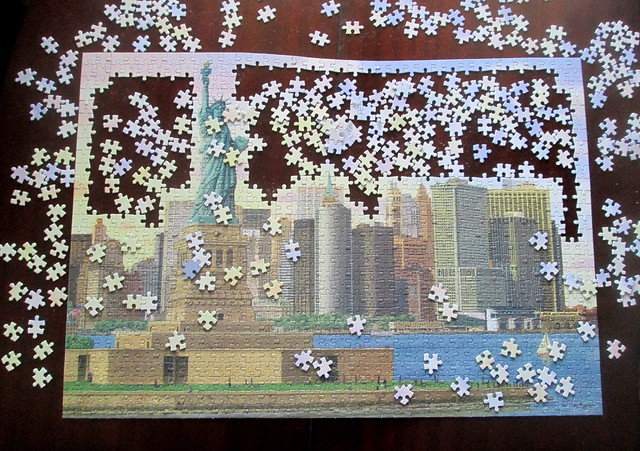 New York Jigsaw (Unfinished)