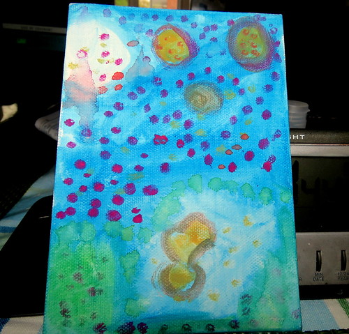 a painting by Josie Joy