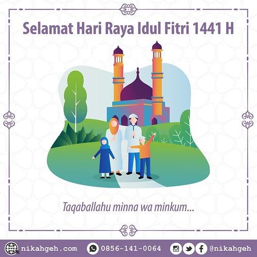 Assalamualaikum Selamat Hari Raya Idul Fitri 1441H.. Mohon