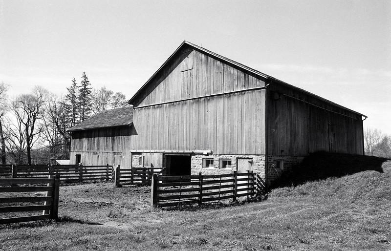 Bronte Park Second Barn