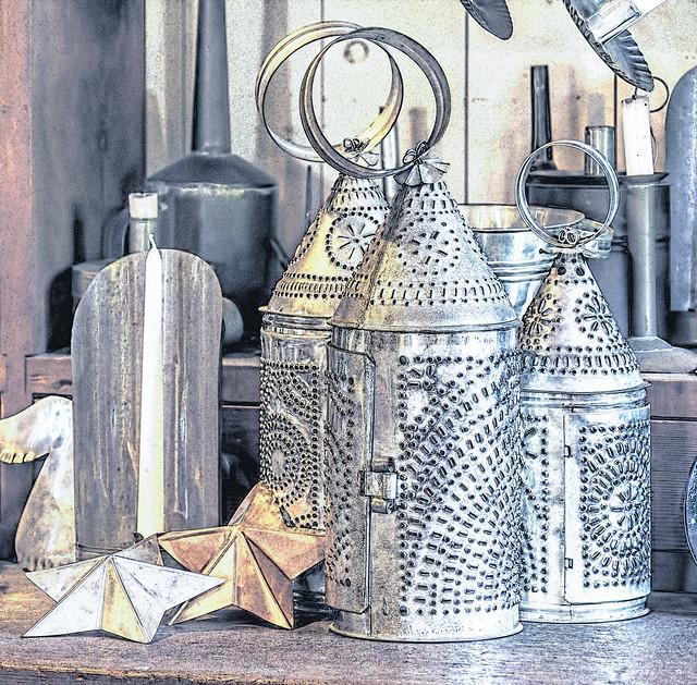 Tin Stuff
