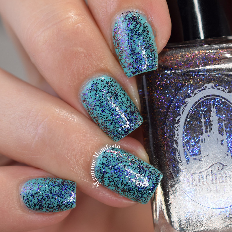 Enchanted Polish Bonjour Paris